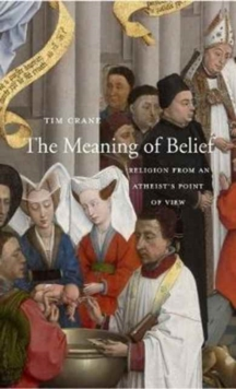 The Meaning of Belief : Religion from an Atheist's Point of View, Hardback Book