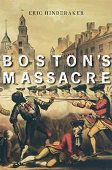 Boston's Massacre, Paperback / softback Book