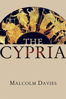 The Cypria, Paperback / softback Book