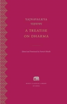 A Treatise on Dharma, Hardback Book