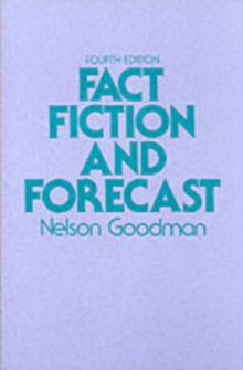 Fact, Fiction, and Forecast : Fourth Edition, Paperback / softback Book