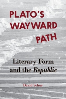 Plato's Wayward Path : Literary Form and the Republic, Paperback / softback Book