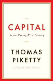 Capital in the Twenty-First Century, Hardback Book