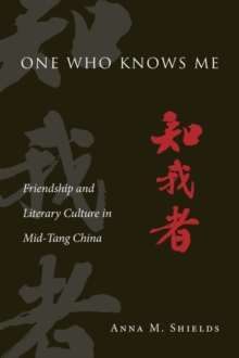 One Who Knows Me, Hardback Book