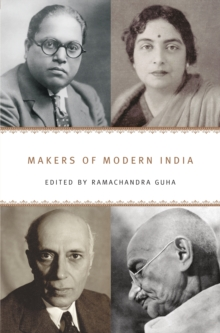 Makers of Modern India, Paperback / softback Book