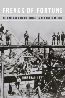 Freaks of Fortune : The Emerging World of Capitalism and Risk in America, Paperback / softback Book