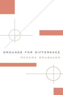 Grounds for Difference, Paperback / softback Book