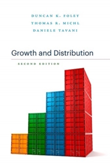 Growth and Distribution : Second Edition, Hardback Book