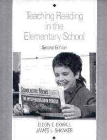 Teaching Reading in the Elementary School, Paperback Book