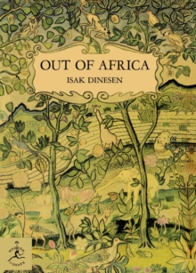 Out of Africa, Hardback Book
