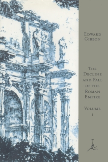 Decline and Fall of the Roman Empire, Volume I, EPUB eBook