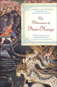 Adventures of Amir Hamza, Hardback Book