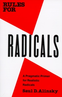 Rules For Radicals, Paperback / softback Book