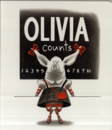 Olivia Counts, Board book Book