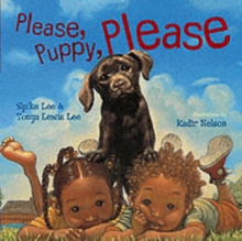 Please, Puppy, Please, Hardback Book