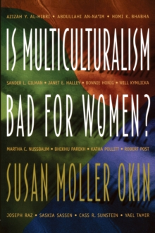Is Multiculturalism Bad for Women?, Paperback Book