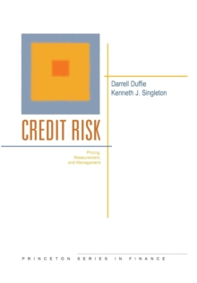 Credit Risk : Pricing, Measurement, and Management, Hardback Book