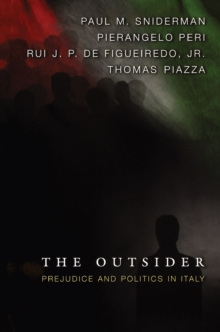 The Outsider : Prejudice and Politics in Italy, Paperback / softback Book