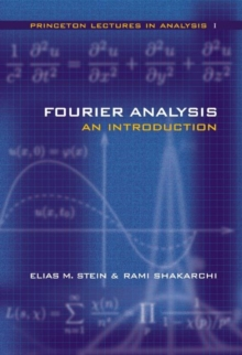 Fourier Analysis : An Introduction, Hardback Book