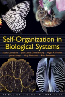 Self-Organization in Biological Systems, Paperback / softback Book