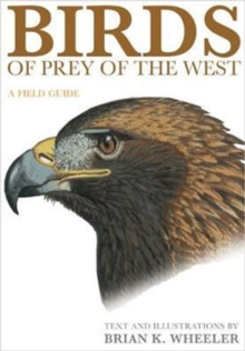Birds of Prey of the West : A Field Guide, Paperback / softback Book