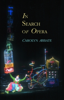 In Search of Opera, Paperback / softback Book