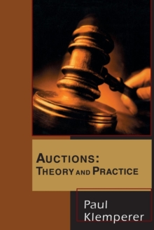 Auctions : Theory and Practice, Paperback / softback Book