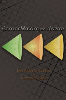 Economic Modeling and Inference, Hardback Book