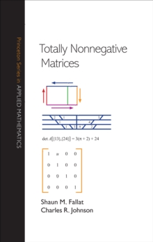 Totally Nonnegative Matrices, Hardback Book