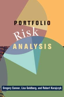 Portfolio Risk Analysis, Hardback Book