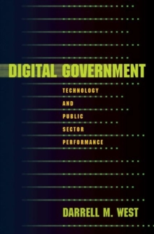 Digital Government : Technology and Public Sector Performance, Paperback / softback Book