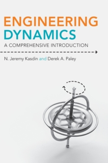 Engineering Dynamics : A Comprehensive Introduction, Hardback Book