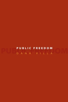 Public Freedom, Paperback / softback Book