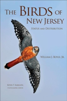 The Birds of New Jersey : Status and Distribution, Paperback / softback Book