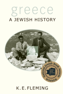 Greece--a Jewish History, Paperback / softback Book