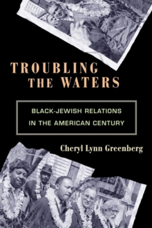 Troubling the Waters : Black-Jewish Relations in the American Century, Paperback / softback Book