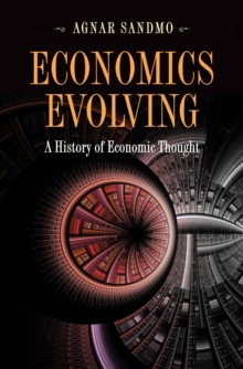 Economics Evolving : A History of Economic Thought, Paperback Book