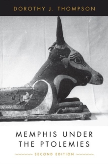 Memphis Under the Ptolemies : Second Edition, Hardback Book