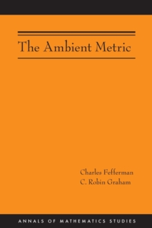 The Ambient Metric (AM-178), Paperback / softback Book