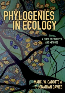 Phylogenies in Ecology : A Guide to Concepts and Methods, Hardback Book