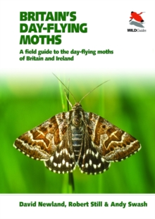 Britain's Day-Flying Moths : A Field Guide to the Day-Flying Moths of Britain and Ireland, Paperback Book