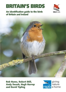 Britain's Birds : An Identification Guide to the Birds of Britain and Ireland, Paperback Book