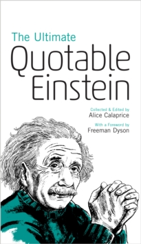The Ultimate Quotable Einstein, Paperback / softback Book