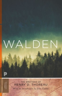 Walden : 150th Anniversary Edition, Paperback Book