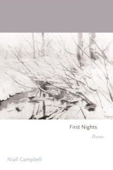 First Nights : Poems, Hardback Book