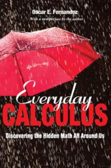 Everyday Calculus : Discovering the Hidden Math All around Us, Paperback / softback Book