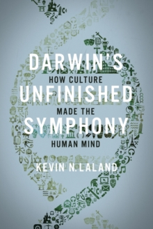 Darwin's Unfinished Symphony : How Culture Made the Human Mind, Paperback / softback Book