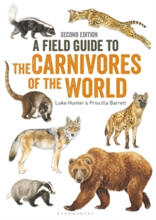 canids of the world wolves wild dogs foxes jackals coyotes and their relatives princeton field guides