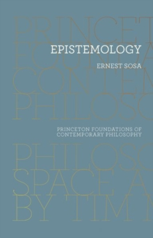 Epistemology, Paperback / softback Book