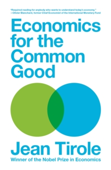 Economics for the Common Good, Paperback / softback Book
